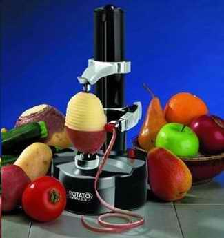 Прибор для чистки овощей и фруктов (автоматический)