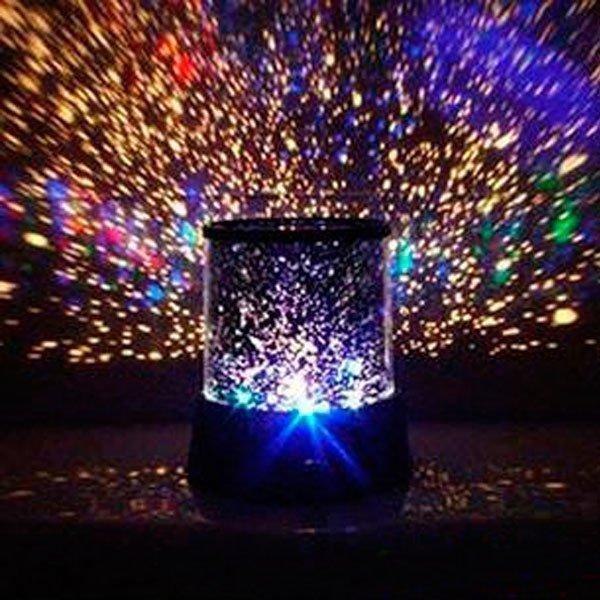 Ночник-проектор Star Master Галактика