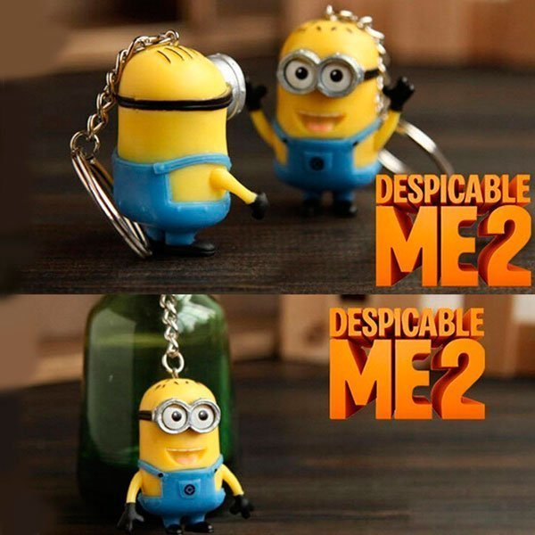 "Брелок Миньон ""Despicable Me 3D"""