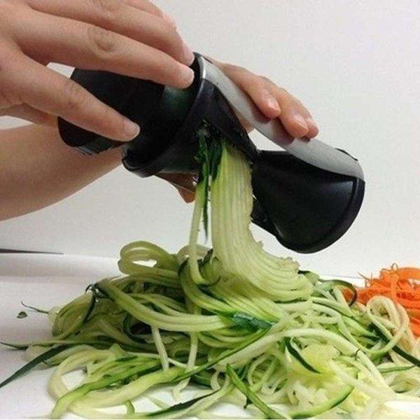 Терка овощей соломкой Gefu Spirelli