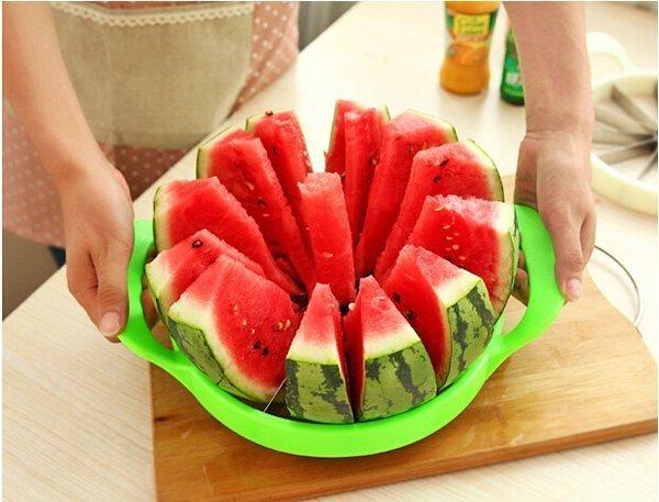 Нож для резки арбуза и дыни