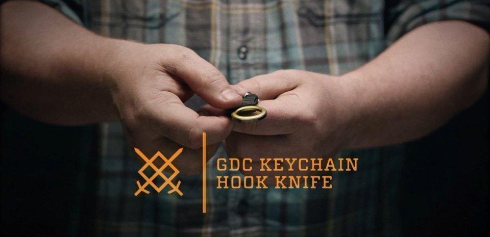 Нож-брелок Gerber Hook Knife