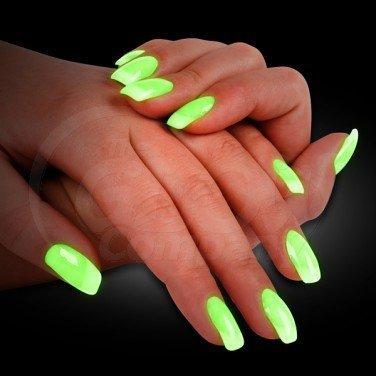 Неоновый светящийся лак для ногтей купить в Баку