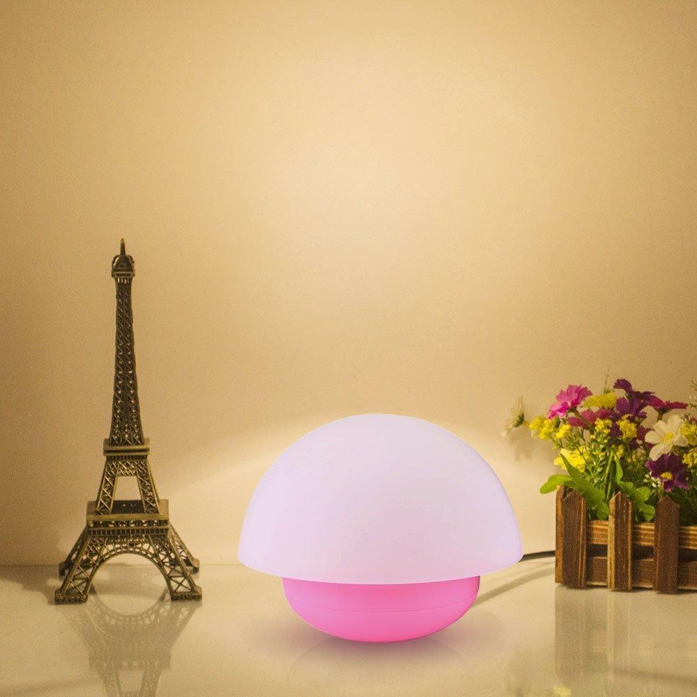 """Светодиодный сенсорный ночник - неваляшка """"Ambient Light"""""""