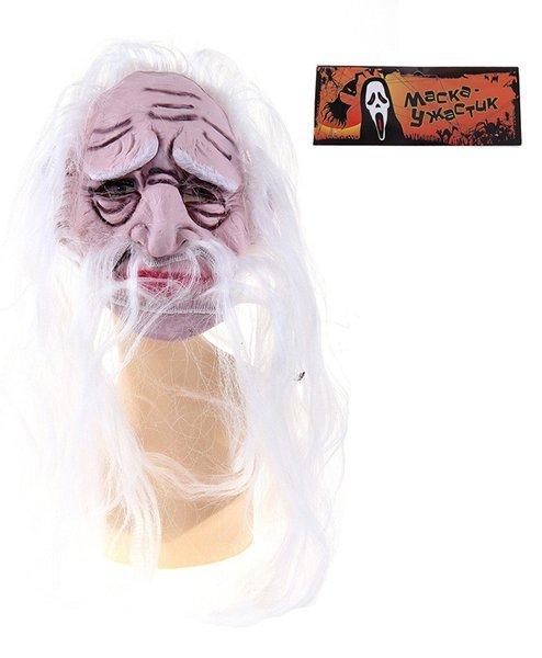 Карнавальная маска латекс  Волшебник