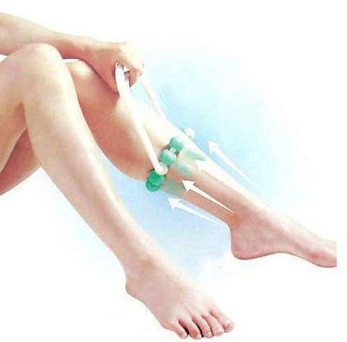 Роликовый массажер для ног Relaxation
