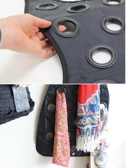 Органайзер для шарфов / платков
