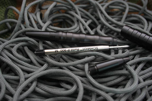 Тактическая ручка Smith & Wesson M&P Black SWPENMP2BK