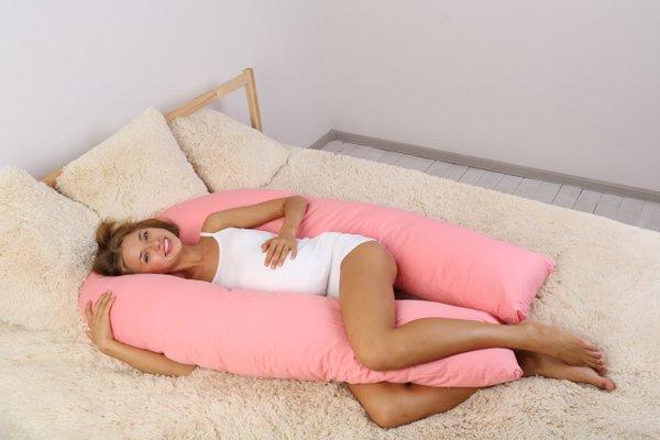 БИО - Подушка для беременных форма U
