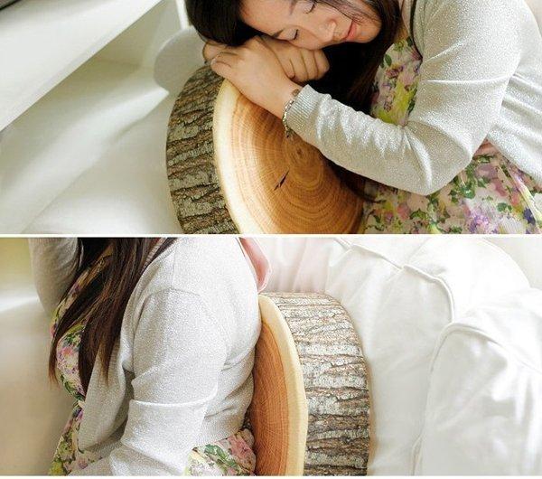 Подушка - пень