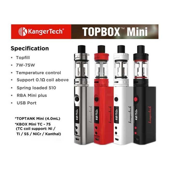 Готовый набор Kanger TOPBOX Mini