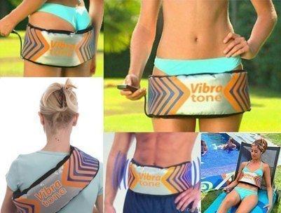 Пояс для похудения Vibra Tone (Вибротон)