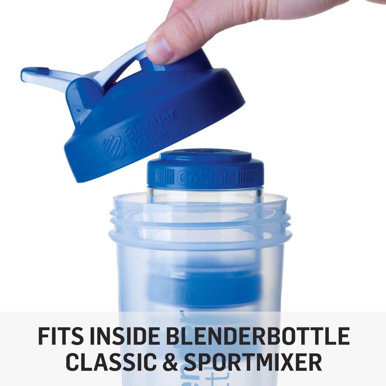 Набор контейнеров Blender Bottle GoStak