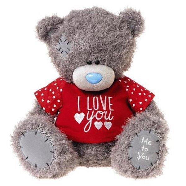 Новая серия Мишка Me To You тематика Valentine's Day