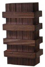 Деревянная коробка с секретом