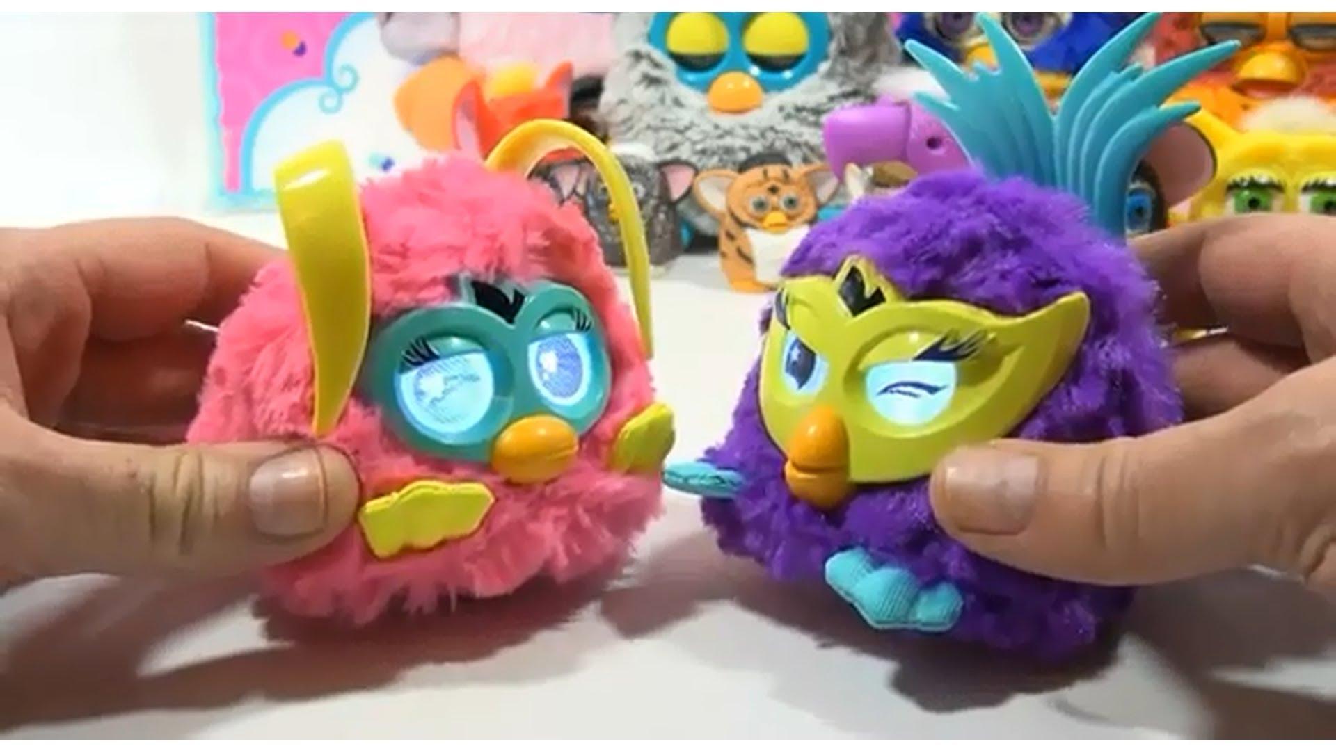 уникальная игрушка Furby