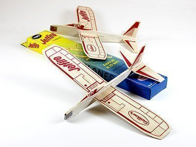 Наборы конструкторы для авиамоделирования самолетов