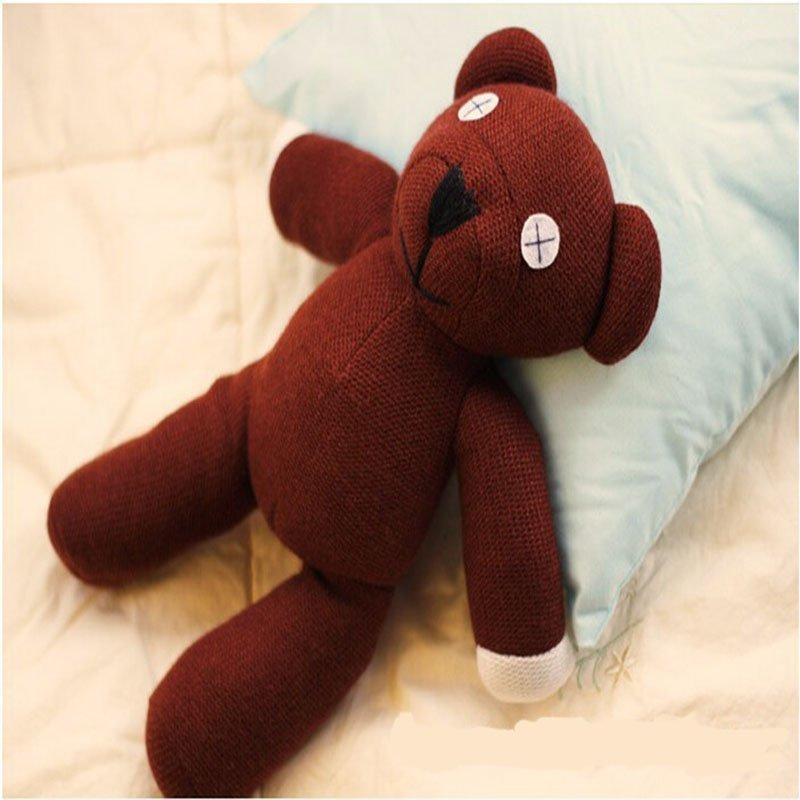 Мишка Тедди - друг Мистера Бина