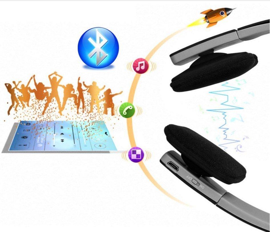 Беспроводные стерео - наушники AEC BQ-618 Bluetooth 3.0