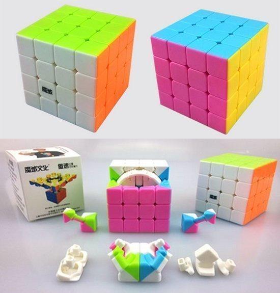 Высокоскоростной кубик - рубик Aosu Moyu 4x4x4 60 мм