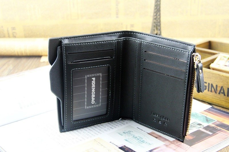 Мужской портмоне - бифорд ID органайзер визиток
