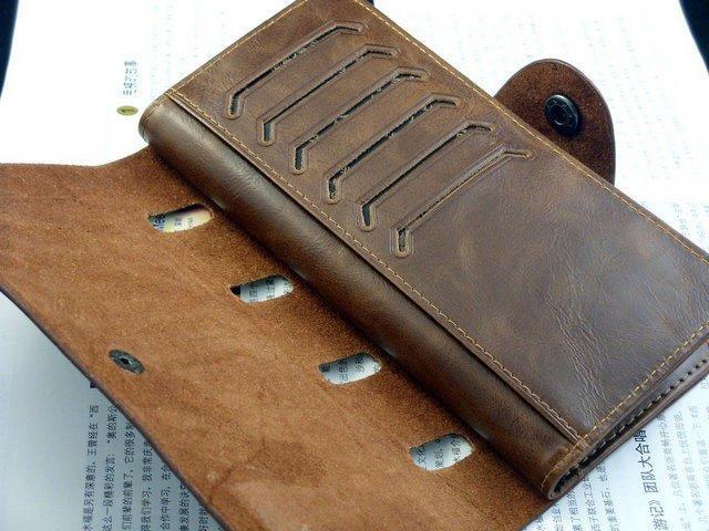 571ebacf466a Мужской длинный кошелек