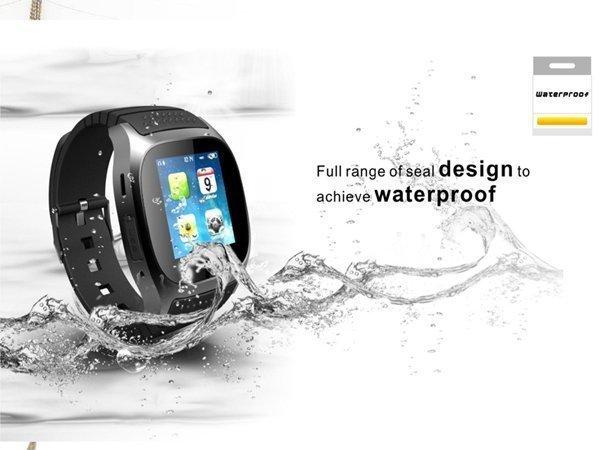 Многофункциональные смарт часы с Bluetooth/ Антивор