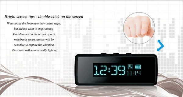 Смарт часы- браслет с  Bluetooth гарнитурой