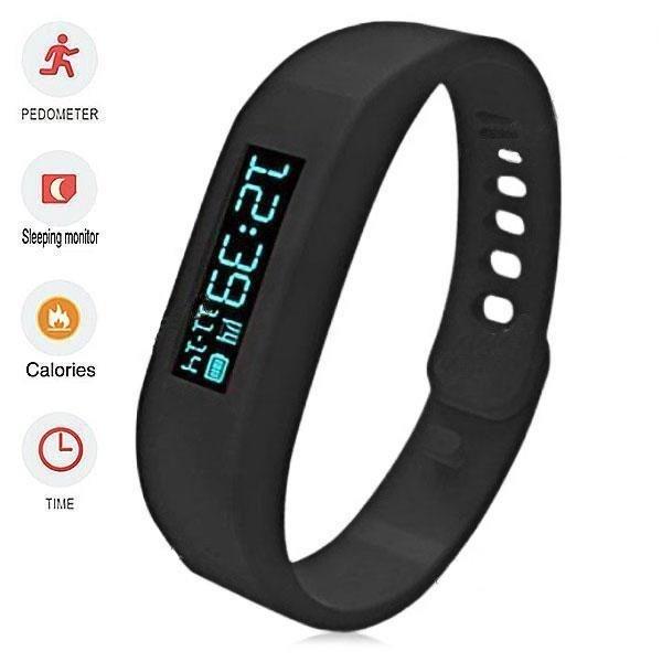 Смарт часы-браслет с Bluetooth шагомер / анализ сна