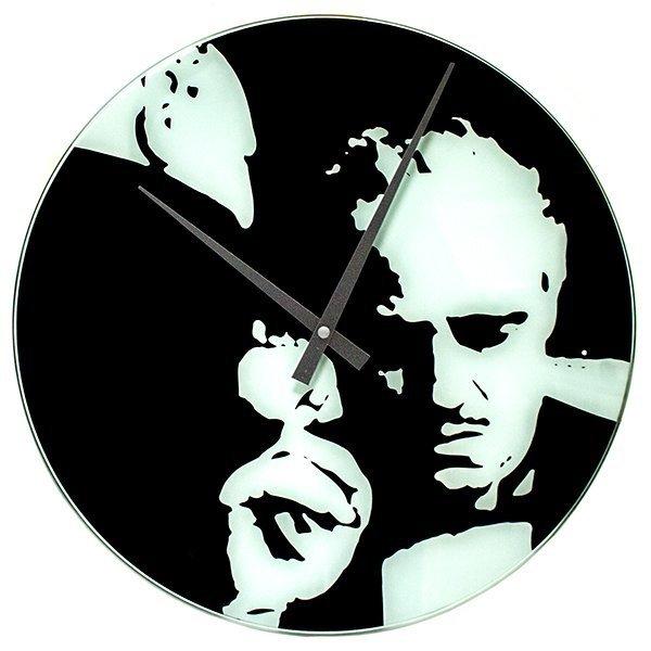 Часы настенные Дон Корлеоне