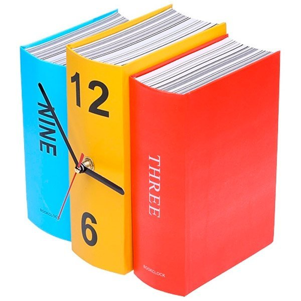Часы Три тома