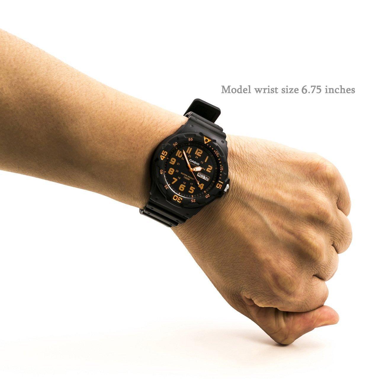 Японские наручные часы Casio Dive Style