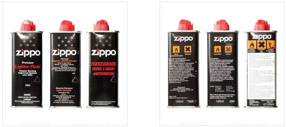 Бензин Zippo ОРИГИНАЛ 125 ml